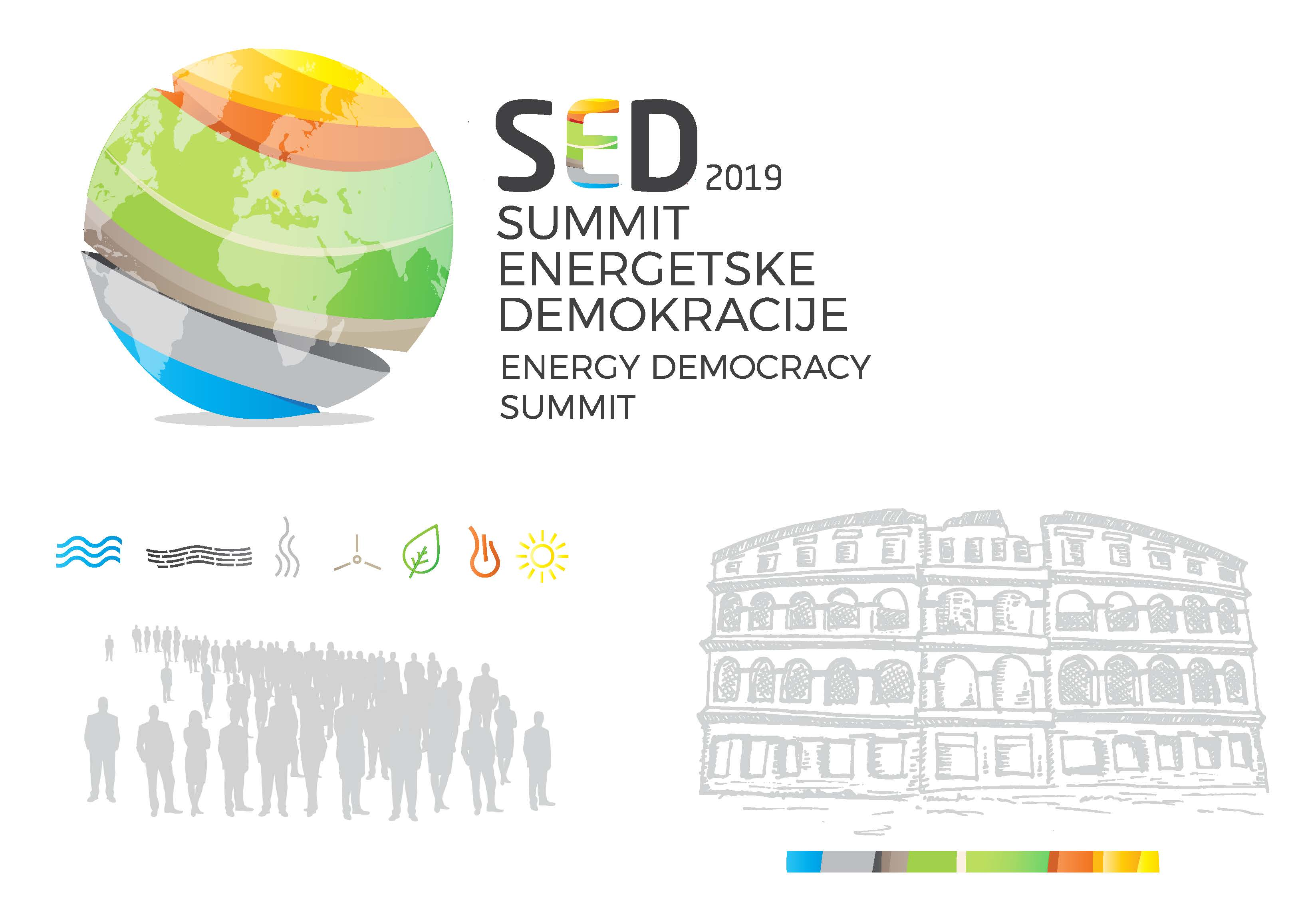 Summit energetske demokracije - od 10. do 12. travnja 2019. godine, Pula